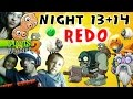 Plants vs. Zombies 2 DARK AGES - Night 13 14 REDO w/ Chase (iPad Face Cam Gameplay)