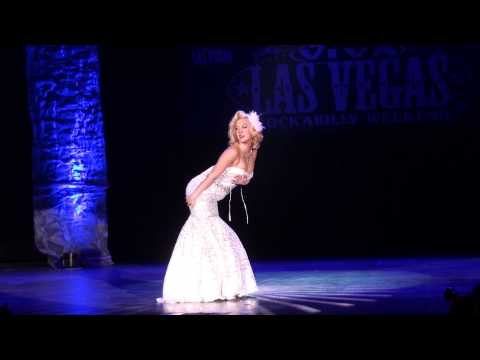 Missy Lisa - Miss Viva Las Vegas 2013 Burlesque Competition Winner