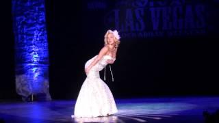 Missy Lisa - Miss Viva Las Vegas 2013 Burlesque Competition Winner