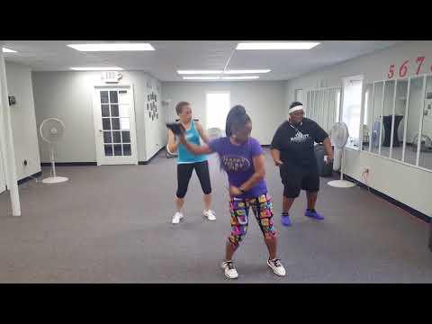 Get Boo'd Up Line Dance