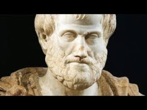 ARISTOTLE AND AI LINK CONFIRMED!