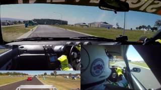 Nissan Skyline R32 GTR Challenge Bathurst Onboard