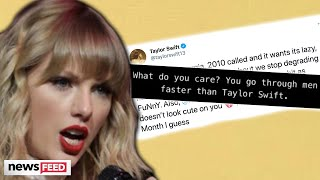 """Taylor swift fans are extremely upset over a """"disgusting and misogynistic"""" joke that was made during netflix's 'ginny georgia.' watch the latest clevver ..."""