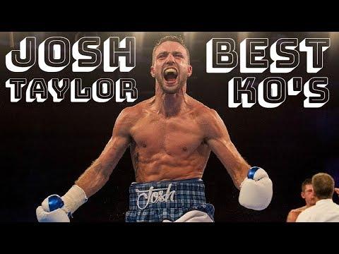 Josh taylor best KO's - Highlights