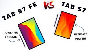 Galaxy Tab S7 FE vs Galaxy Tab…