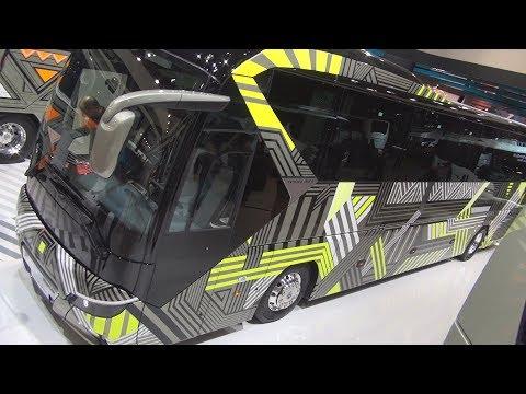 Neoplan Tourliner C Bus Exterior and Interior
