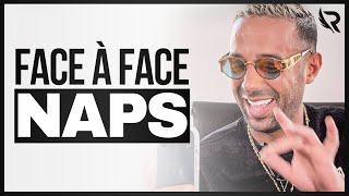 Naps : Son album, Marseille, SCH, Ribery, Jul, Bande Organisée, Scarface.. | Interview Face à face