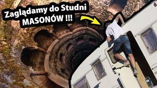 Studnia Masonów w Portugalii !!! - Wchodzę na Dach Przyczepy Kempingowej i Robię Frytki (Vlog #331)