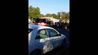Riverside plane crash on Adams & Arlington.