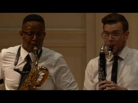 Lee Hyla: We Speak Etruscan for Baritone Saxophone and Bass Clarinet