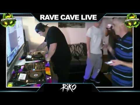 DJ RIKO - RAVE CAVE LIVE