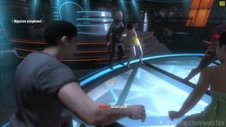 Call of Duty: Black Ops 2 - Dubstep Night Club Mission Scene + Shootout [HD Gameplay]