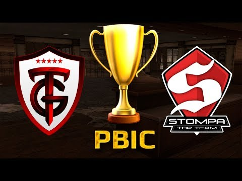 Stompa Top Team Vs Total Gaming - Oitavas de Final Seletiva PBIC 2017 - Point Blank