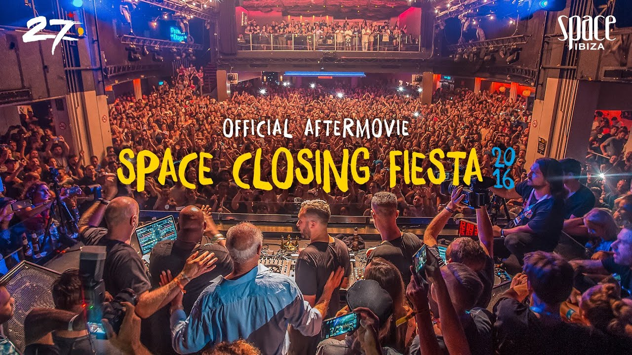 Space Closing Fiesta 2016 - Official Aftermovie