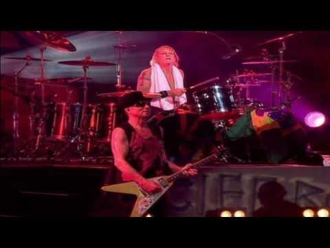 Scorpions - Still Loving You -HQ-  (Live Recife Brasil - 2008)