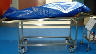 MAN WAKES UP IN FUNERAL HOME RIGHT BEFORE EMBALMING
