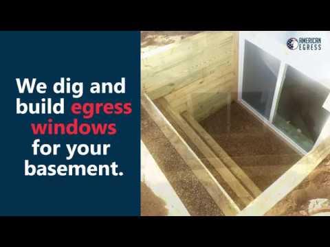 Egress Window Installation in St. Paul, MN