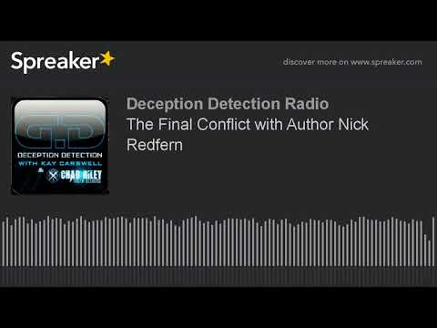 The Final Conflict with Author Nick Redfern