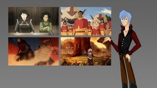"""Legend of Korra Season 3 Ep. 6, 7, 8 & 9"" First Impressions by AnY VLog"