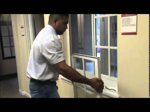 CGI Windows and Doors- Sentinel Collection Series 120 Horizontal Rolling Window- Removing Sill Cover - YouTube & CGI Windows and Doors- Sentinel Collection Series 120 Horizontal ...