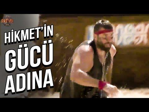 Hikmet, Yunan Yarışmacıları Korkuttu | 6.Bölüm | Survivor Türkiye - Yunanistan
