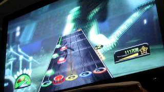Guitar Hero Metallica - Sad But True