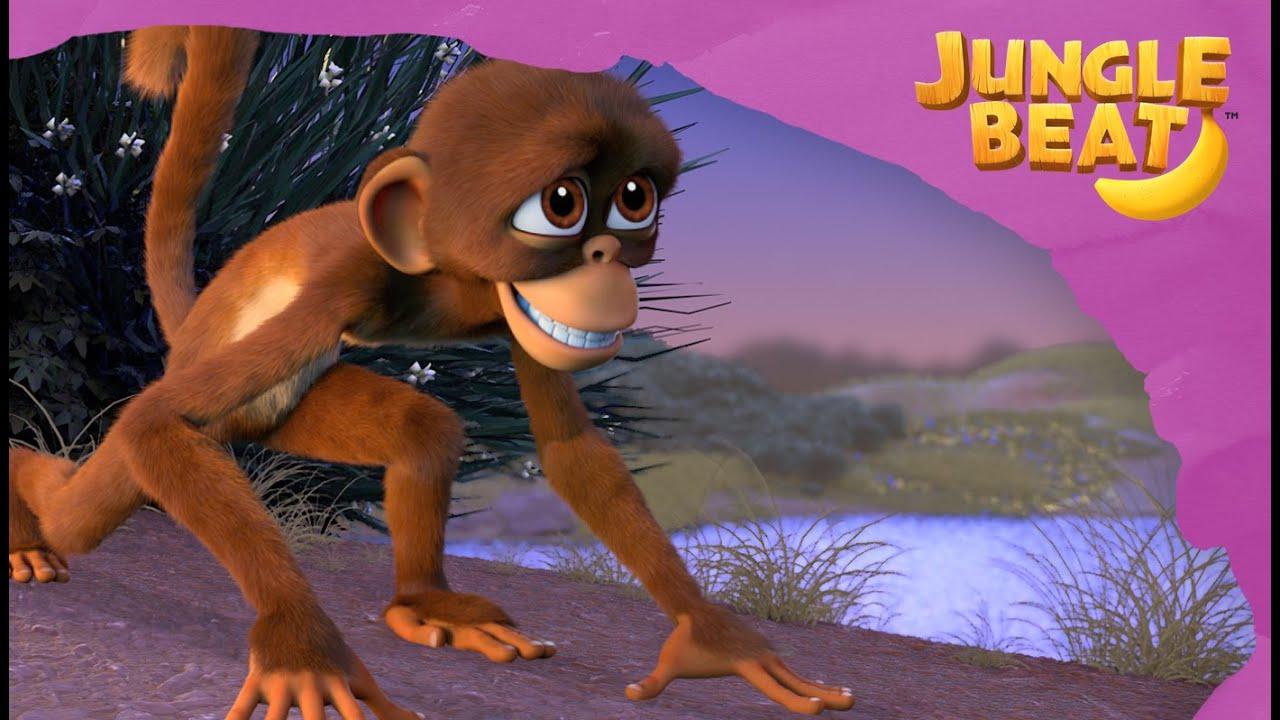 Jungle Beat: Munki and Trunk | Fun Compilation 5 | Kids Animation 2021