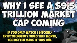 Bitcoin - We May See a $9.5 Trillion Market Cap in 2 Years - Cryptocurrency