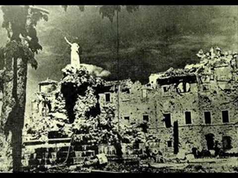 Cisterna di Latina durante la seconda guerra mondiale