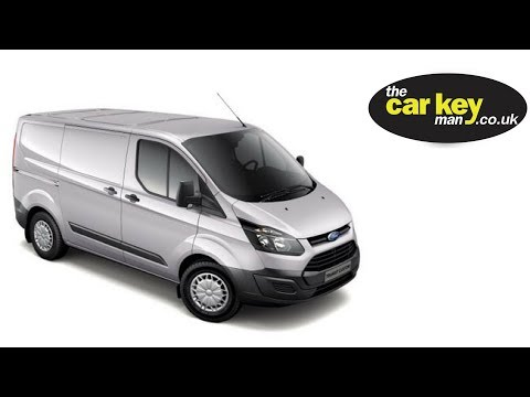 Ford Transit Custom Ignition Lock Fault Youtube