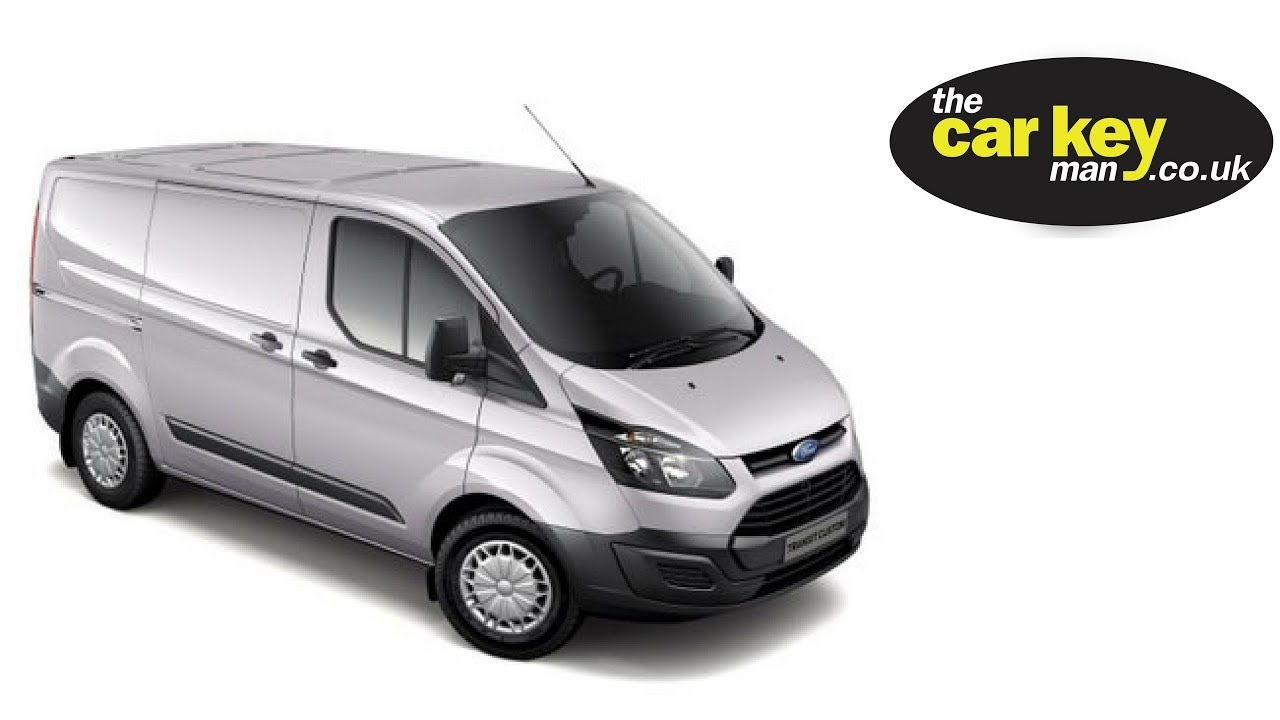 Ford Transit Custom Key Top 5 Problems you should know about