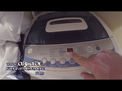 Washing Machine Diagnostic Test Amp Error Codes Cabrio