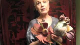 Debra Rapoport - Flower necklace Thumbnail