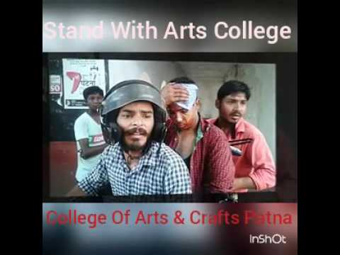 3rd degree of collage of arts and craft patna