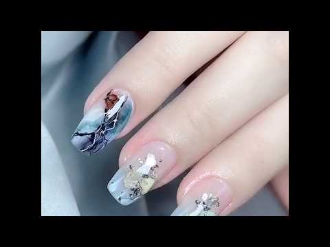 The Best Nail Art Designs Compilation #212- Nail Art Design Tutorial thumbnail