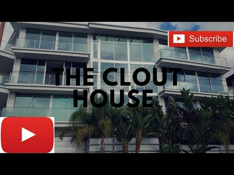 WE WENT TO THE CLOUT HOUSE!!  RICE GUM SUBSCRIBED??