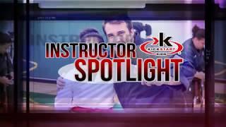 Instructor Spotlight: Seth Bruce, Vivian Field Middle School