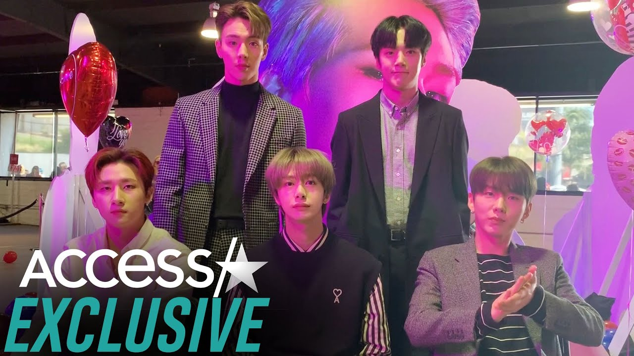 Monsta X Reveal Their Favorite Tracks On History-Making Album 'All About Luv'