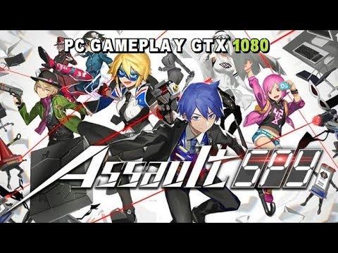 Assault Spy PC Gameplay (1080p/30-60fps). |