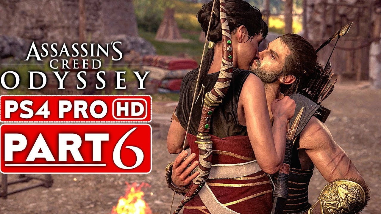 Assassin S Creed Odyssey Gameplay Walkthrough Part 6 1080p Hd Ps4 Pro No Commentary Youtube