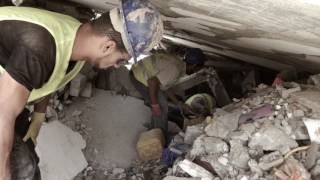 Deep  Buried Bomb Clearance by UNMAS in Gaza