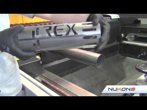 NUKON USA REX Pipe Cutting