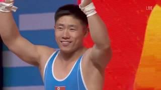 2018 World Weightlifting Championships. men 73kg \ Чемпионат мира мужчины до 73кг