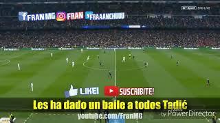 KARAOKE Canción Real Madrid vs Ajax 1-4 (Parodia Con Calma - Daddy Yankee)