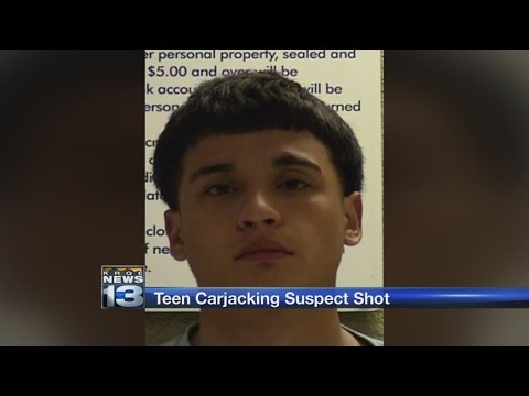 Police: Teen attempting to carjack couple shot in head by victim
