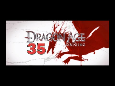 Let's Play Dragon Age Origins - Part 35 - Do These Crystals Make Me Look Wide?