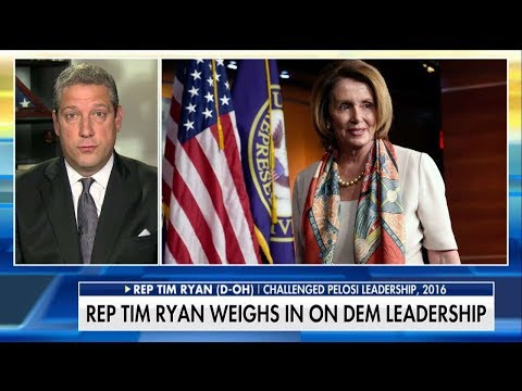 Rep. Tim Ryan Reacts to Pelosi's Remark That He Is 'Inconsequential'