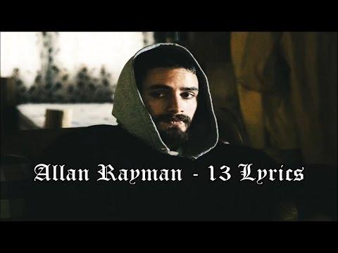 Allan Rayman - 13 Lyrics
