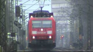 BR151, BR140, BR294, BR152, Veolia Prima bei Bonn Villich - Müldorf