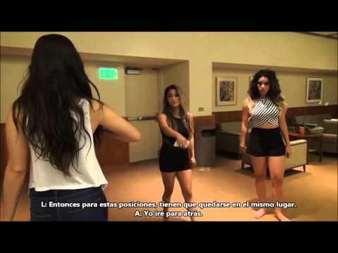Camila va al hospital - Fifth Harmony Takeover [SUBTITULADO]